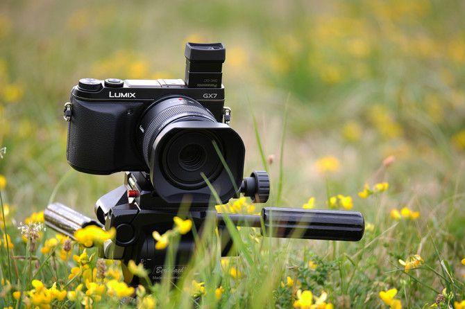 Die Panasonic Lumix GX7 in der Makro, Street und Porträtfotografie