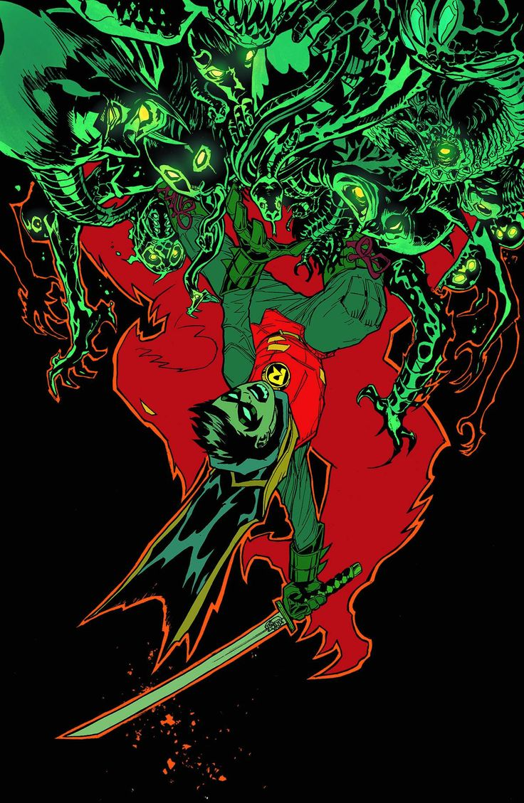 Robin: Son of Batman (2015) Issue #2