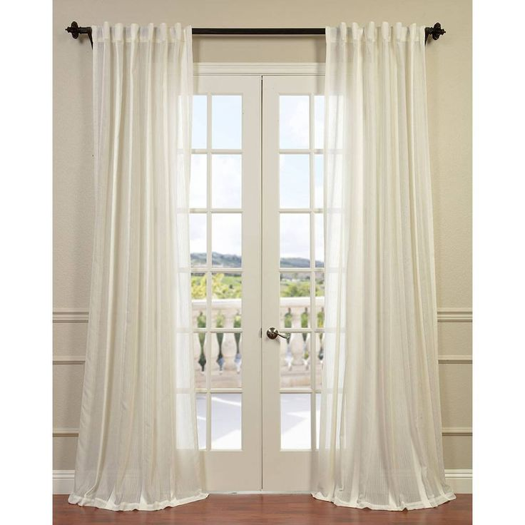 Best 25+ White Linen Curtains Ideas On Pinterest | White Curtains, Living  Room Drapes And Long Curtains  Linen Curtain Panels