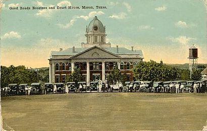 Mason, Mason County Courthouse