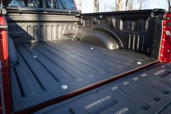 LineX spray on bedliner makes objects nearly indestructable