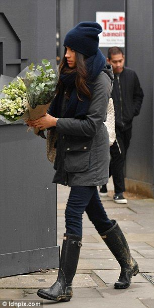 Once a prolific social media user, Miss Markle has become much more circumspect about the ...