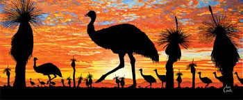 emu paintings - Google Search
