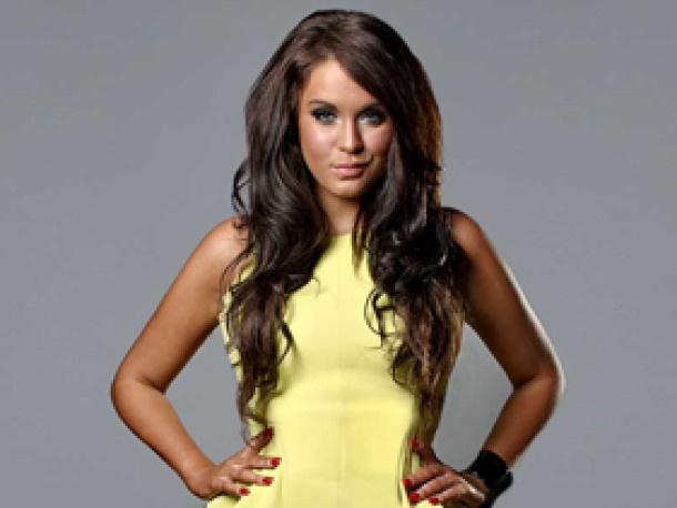 Vicky from Geordie Shore, love her hair!