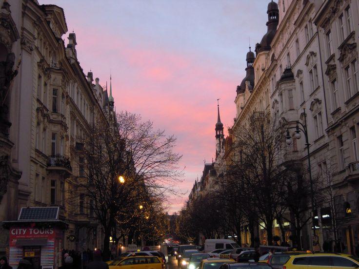 Christmas in Prague, Pařížská 29. 12. 2013