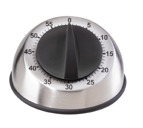 Oggi Countdown Stainless Steel 60-Minute Kitchen Timer Oggi http://www.amazon.com/dp/B0031M94O2/ref=cm_sw_r_pi_dp_T87qwb18RB5CH