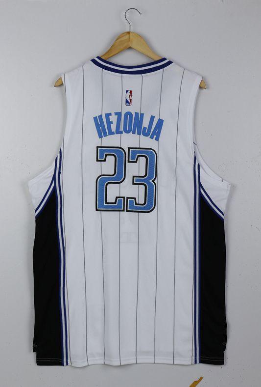 Men's NBA Orlando Magic #23 Mario Hezonja White Jersey02