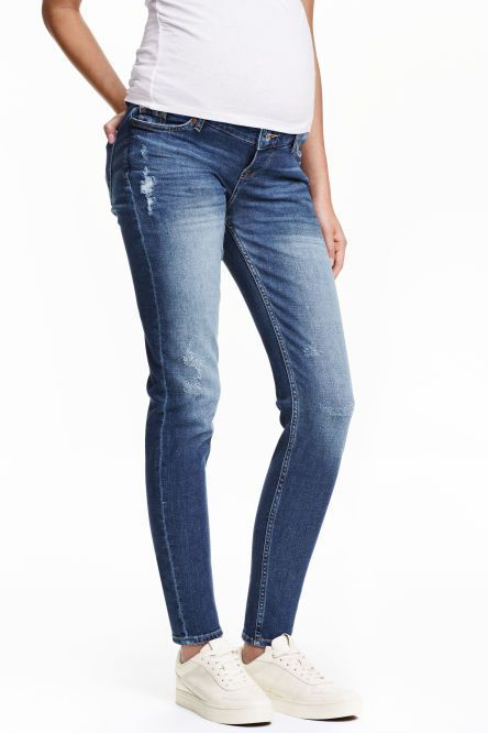 Maternity Purchase: H&M Maternity Jeans | Little Pickle's Mom