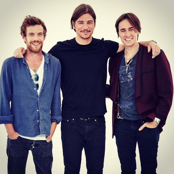 Harry Treadaway, Josh Hartnett  and Reeve Carney - Penny Dreadful stars