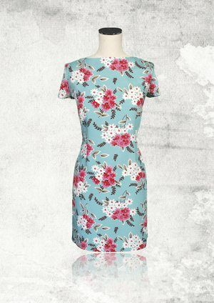 Poppy T-shirt dress