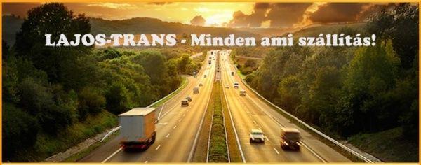 Lajos-Trans - Minden, ami szállítás  (Költöztetés, fuvarozás, áruterítés kedvező áron), Budapest [Pepita Hirdető]