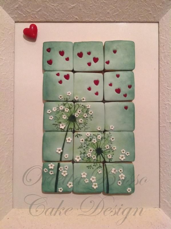 love flutter - Cake by Orietta Basso