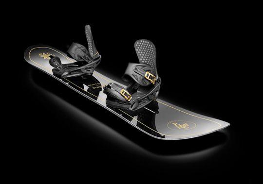 Pirelli Pzero x Burton Limited Edition Snowboard & Binding