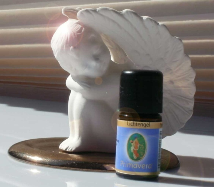 space-scented light-angel for aromatharapy