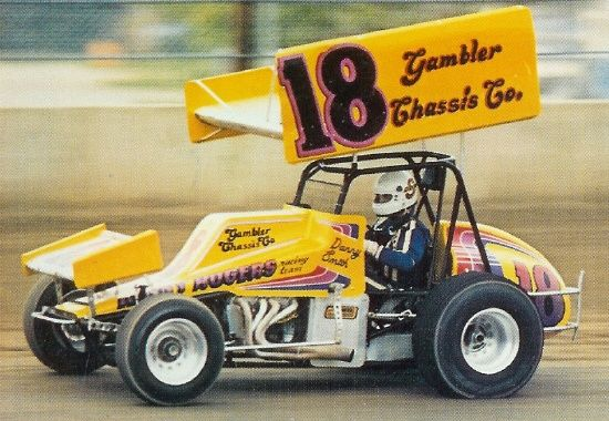 "Sprint Car Racing | the Gambler ""house car"" was a premier ride on the National sprint car ..."