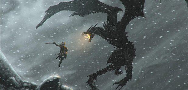 Elder Scrolls V #Skyrim #Gaming #Art