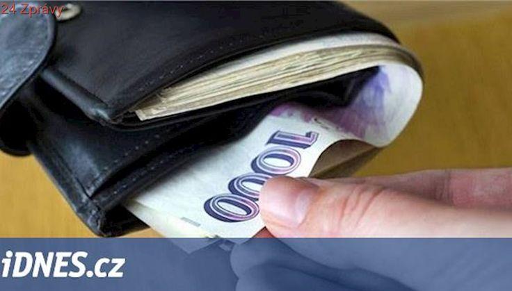 Žena našla tašku s 213 tisíci. Odnesla ji strážníkům, ti vypátrali majitele