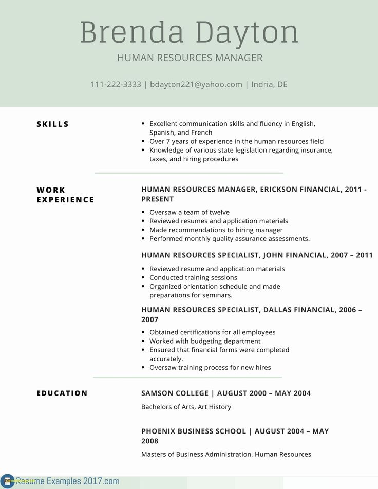 32 awesome sales resume examples 2017 in 2020 with images