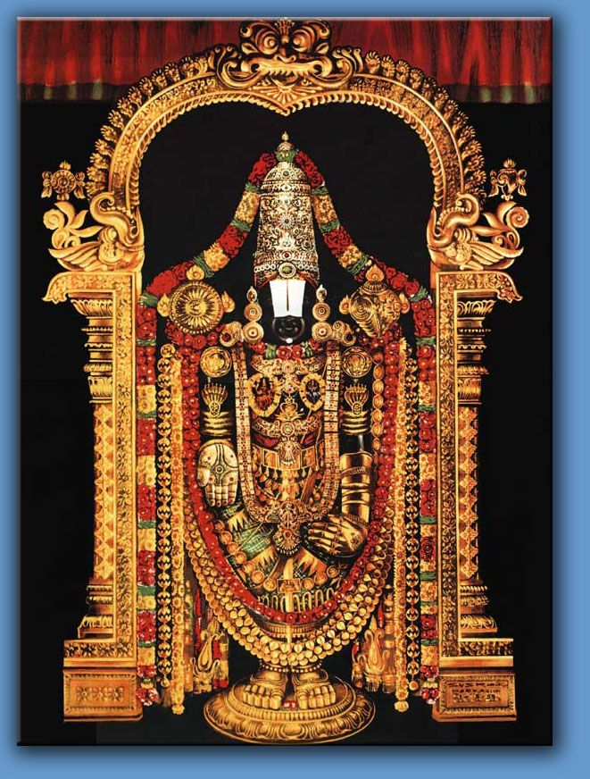 Tirupathi Balaji Temple's Daily Sevai routines @ http://www.penmai.com/forums/temples-gods-goddess/74640-tirupathi-balaji-temples-daily-sevai-routines.html