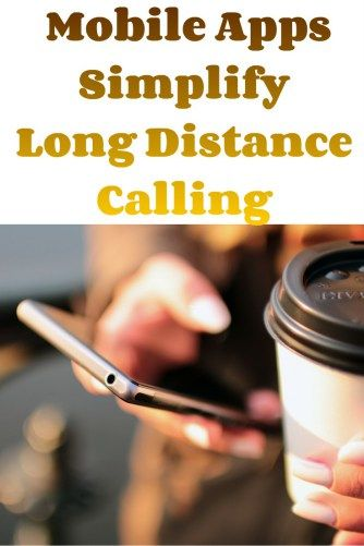 Mobile App Simplify Long Distance Calling from Canada