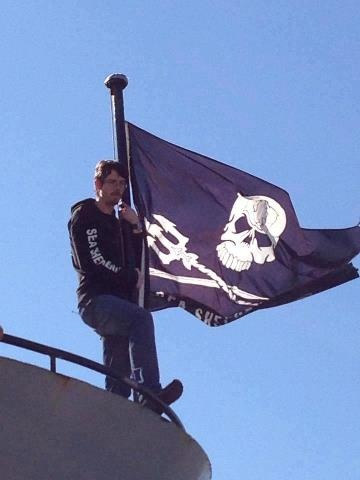 an overview of the radical environmentalist greenpeace and the sea shepherd conservation society Maru no 2 in a confrontation between  formed the sea shepherd conservation society and  greenpeace and sea shepherd conservation society.