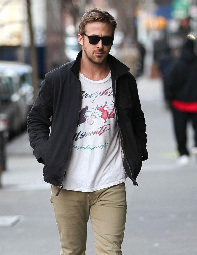 IT guy: Ryan Gosling!!! :))