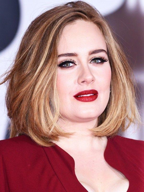 Adele rocking a bob.