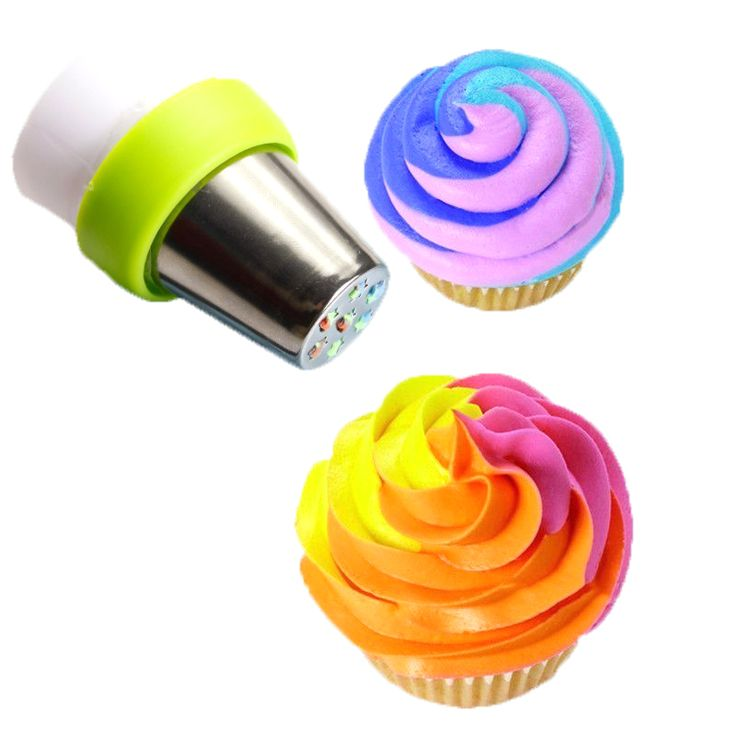 3 Color Cake Decorating DIY Tools Icing Piping Bag Nozzle Converter Cream Coupler Cake Decorating Tools For Cupcake Fondant Cook-in Baking & Pastry Tools from Home & Garden on Aliexpress.com | Alibaba Group