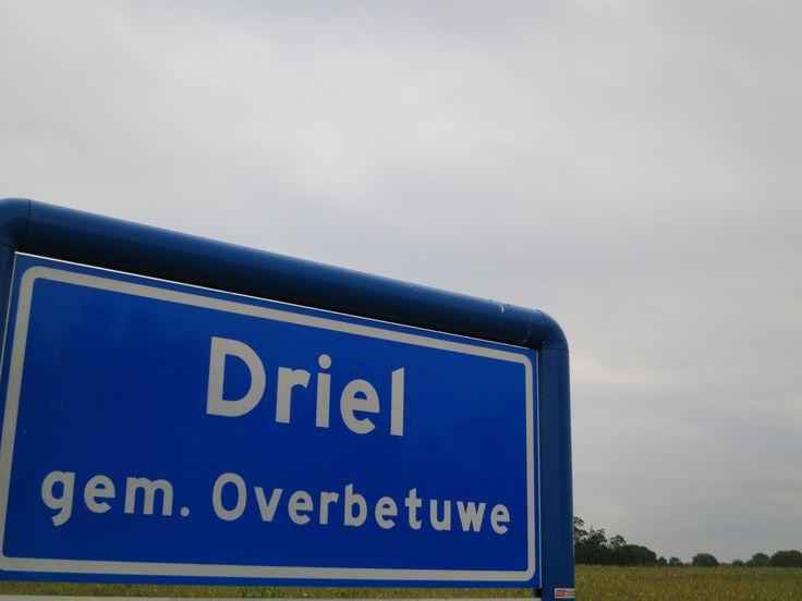 Het Rijndorp Driel, onder de rook van Arnhem