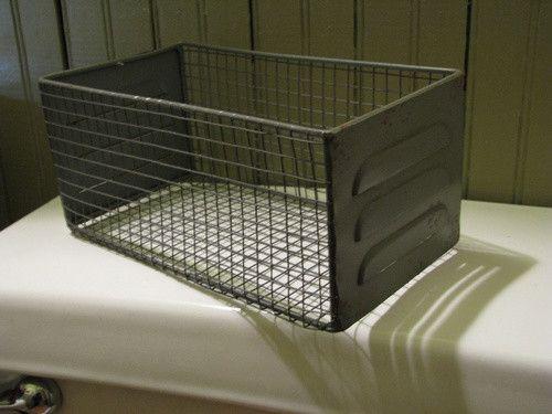 Small Locker Bin