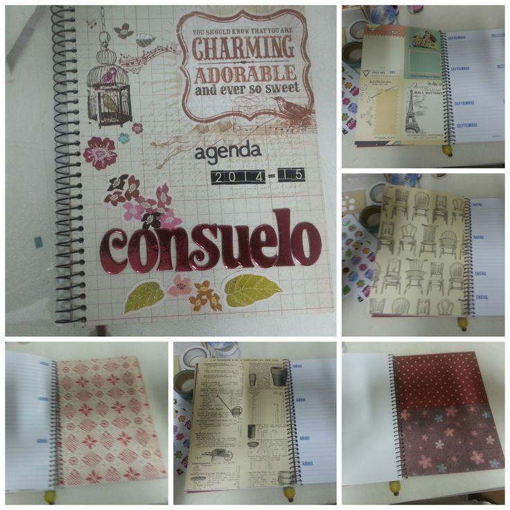 Agenda Consuelo