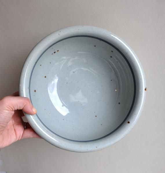Dansk Blt Bluestone By Niels Refsgaard Platter Or Serving Bowl Choice In 2020 Serving Bowls