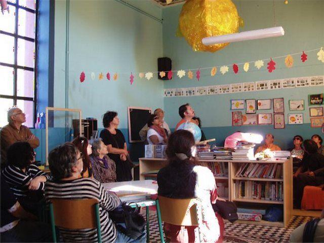 'Αγγελος Πατσιάς: Ο νεαρός δάσκαλος που έφτιαξε ένα αλλιώτικο δημοτικό σχολείο στο Ρέθυμνο