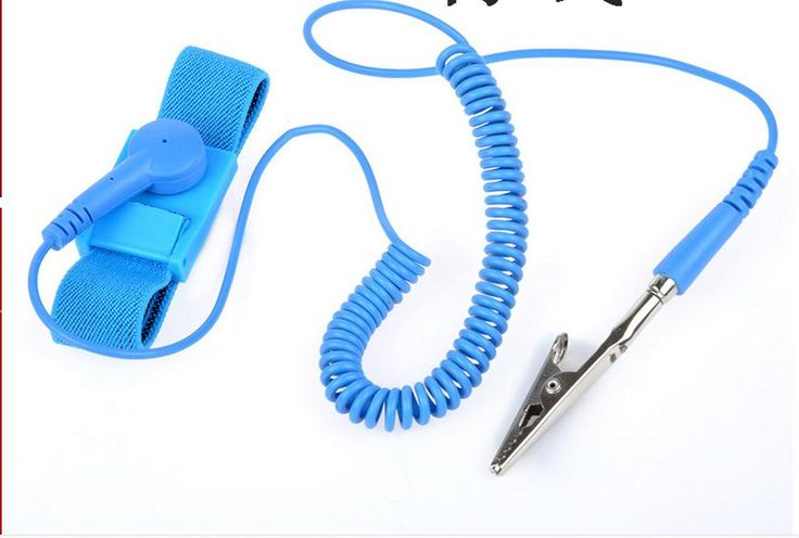 $5.64 (Buy here: https://alitems.com/g/1e8d114494ebda23ff8b16525dc3e8/?i=5&ulp=https%3A%2F%2Fwww.aliexpress.com%2Fitem%2FWired-anti-static-ring-electronics-factory-anti-static-wrist-strap-anti-static-rope-board%2F32730793237.html ) Wired anti-static ring, electronics factory anti-static wrist strap, anti-static rope board. for just $5.64
