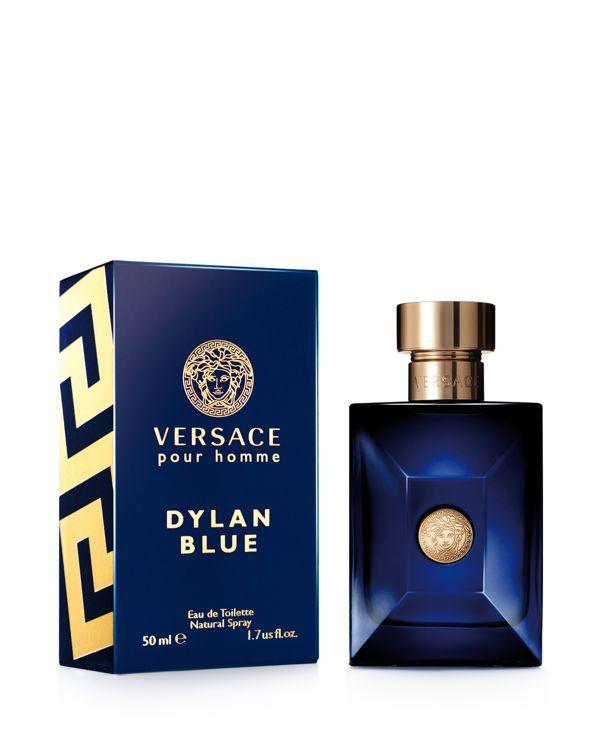 Versace Pour Homme Dylan Blue Eau de Toilette 1.7 oz.                                                                                                                                                                                 Más