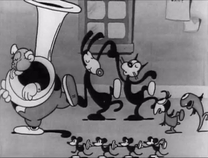 Image result for breath dance cartoon 1933