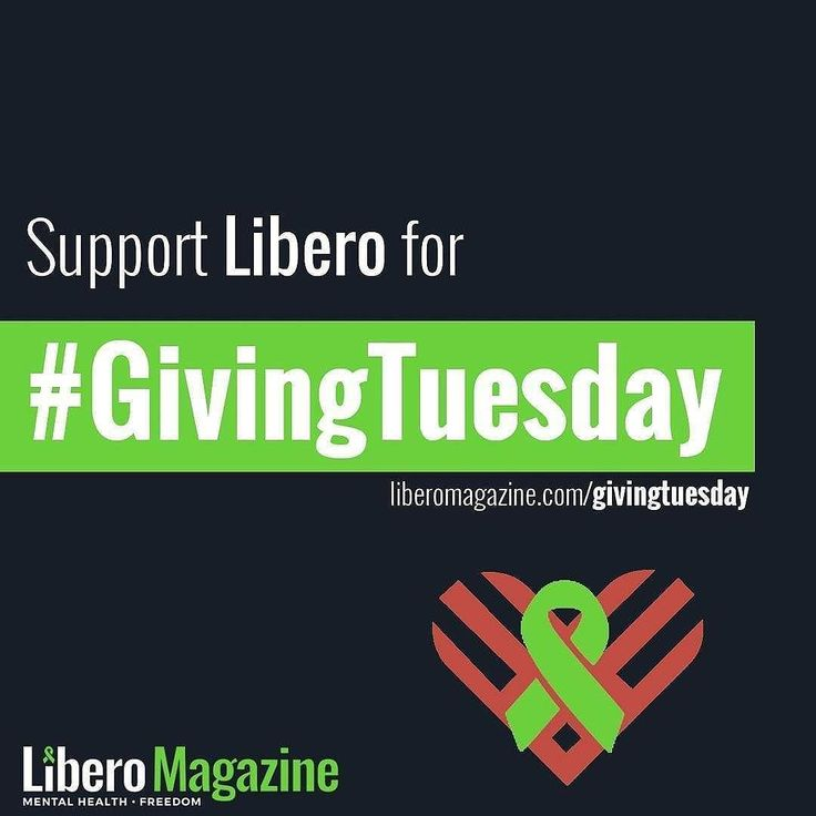 With our new site we also launched this year's #GIVINGTUESDAY campaign! Our goal is to raise $5000 so we can continue the #STOPFITSPIRATION MOVEMENT & offering SUPPORT for #mentalhealth and sharing the message of FREEDOM  ---- Did you know @LiberoMagazine is a NONPROFIT magazine? We are an incorporated nonprofit which means we depend on donations and sponsorships to keep our website running and projects growing.   PLEASE DONATE TO OUR SITE so we can continue offering community and support to…