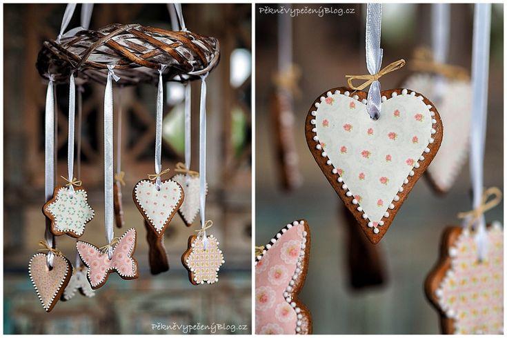 Medové perníčky - trochu jinak (gingerbread)