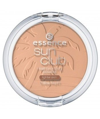 essence sun club large bronzing powder 01 15g