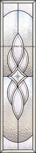 Bevel Window 2 Decorative Window Film