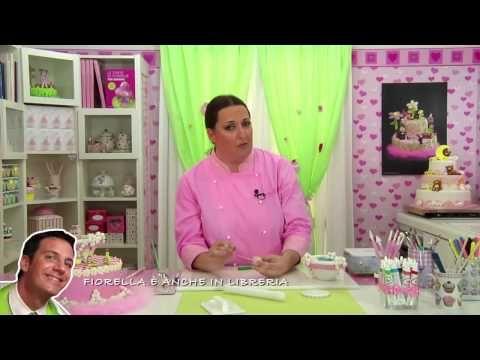"Fiorella Balzamo | ""I Love Cake Design"" | Puntata 1 - YouTube"