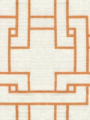 another fabric by tom filicia from kravet citysquare 12 terratone lovewould be fabulous drapes or headboard and skirt
