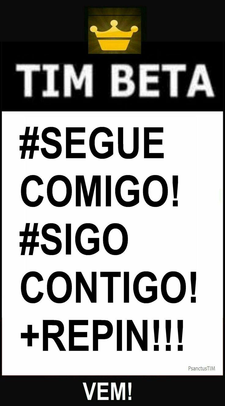 #BetaAjudaBeta #SDV #Pin*Regina #BetaLab #missão beta lab Segue que sigo de volta. Quem seguir faço repin