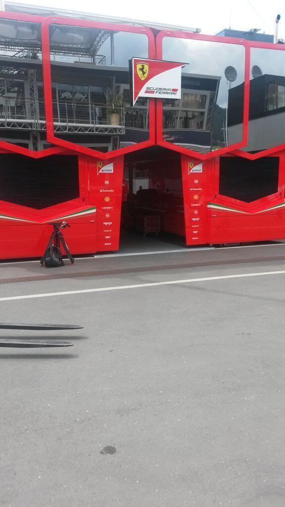 Ferrari Se Prépare Aussi