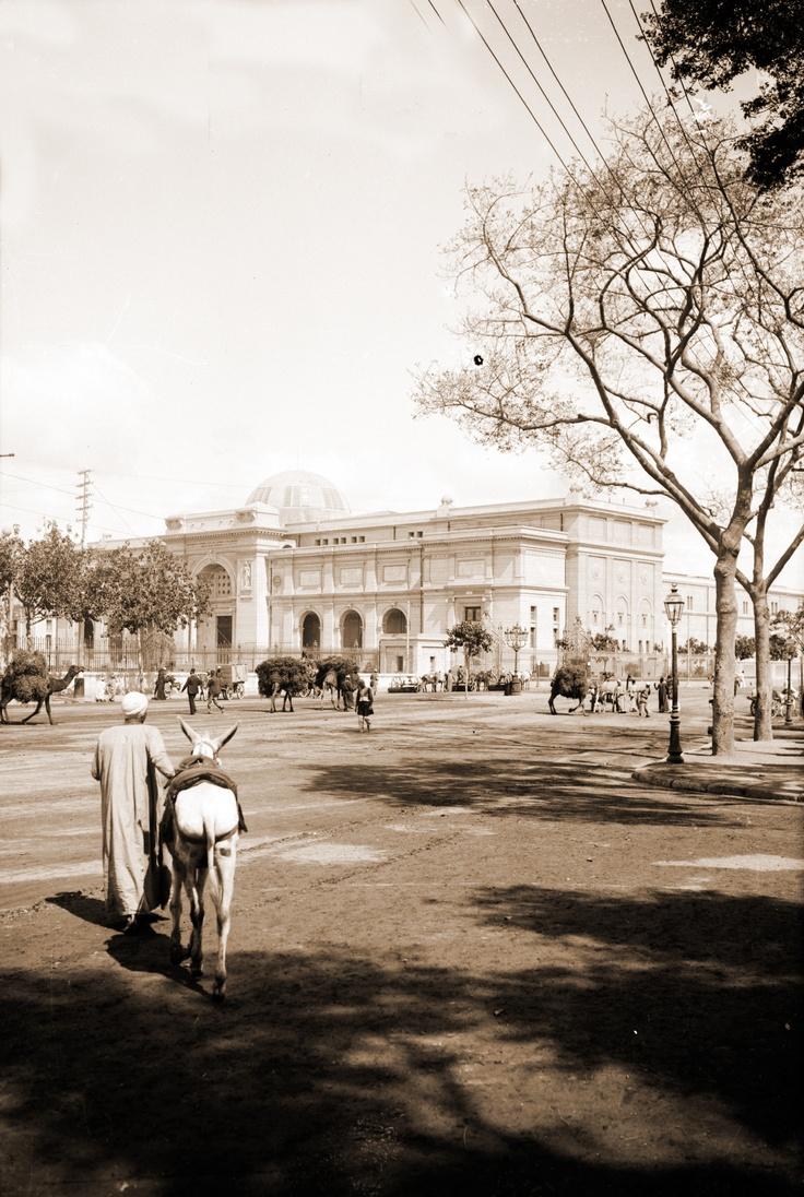 Cairo Museum #Tahrir Sq #Egypt