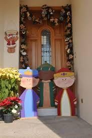 Resultado de imagen para navidad decoracion madera
