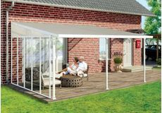 Feria Patio Cover Easy to assembly and install. Great looking Patio cover for your home.