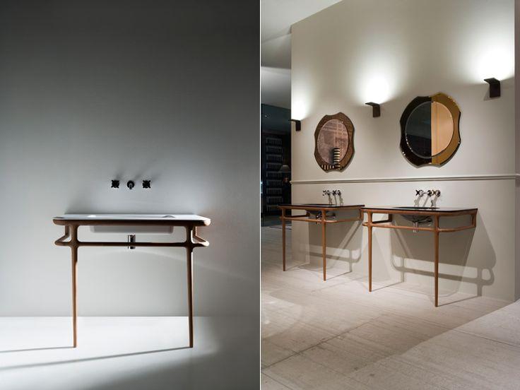 antonio lupi ilbagno collection classic lines in a modern style bathroom