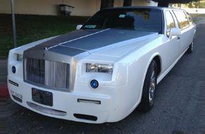 Rolls Strech Limousine