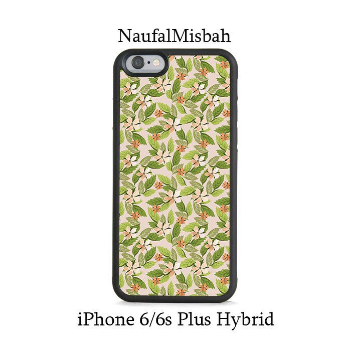 Leaves Pattern iPhone 6/6s PLUS HYBRID Case
